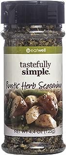 Tastefully Simple Rustic Herb Seasoning - 4.4 oz