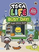 Toca Life: Busy Day!: Super Sticker Book