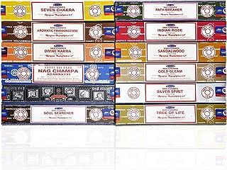 Satya 12 Assorted Pack 15 Gram x 12 Packs Pack 2nd
