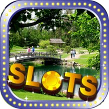 Penny Slots Online : Garden Above Edition - Slot Machine With Bonus Payout Games