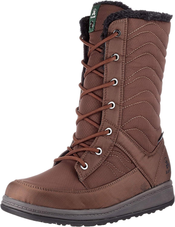 Kamik Women's Bailee NK2261 Snow Black 祝開店大放出セール開催中 2 品質検査済 DBR Women Boot