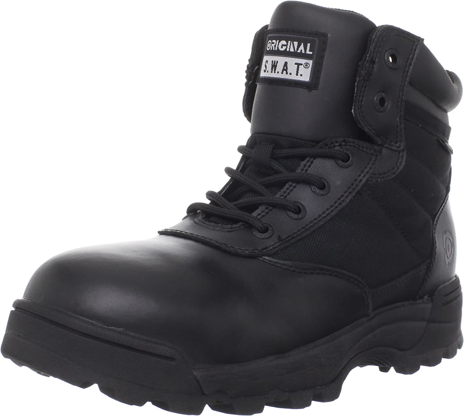 Original S.W.A.T. Men's Classic 6 Side-zip Safet Portland Mall Some reservation Waterproof Inch