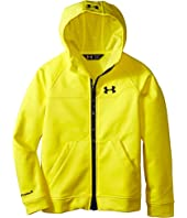 Under Armour Kids - UA Coldwear® Infrared Softshell Hooded Jacket (Big Kids)