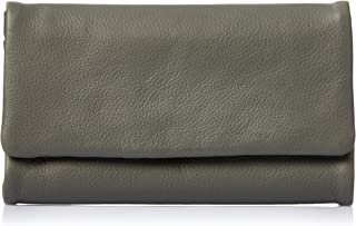 Stitch & Hide Women's Paiget wallet Wallets, Charcoal, One Size