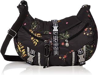 Desigual Tasche mit Blumenprint und Karabiner Reflexive Garden YANGA SKU: 19WAXABV2000U