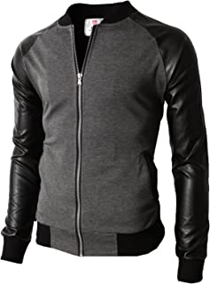 cotton biker style jacket