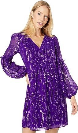 Cleme Silk Dress