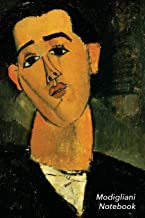 Modigliani Notebook: Portrait of Juan Gris Journal | 100-Page Beautiful Lined Art Notebook | 6 X 9 Artsy Journal Notebook (Art Masterpieces)