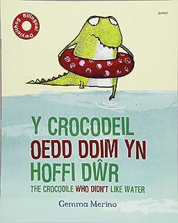 Crocodeil oedd Ddim yn Hoffi Dŵr, Y/Crocodile Who Didn't like Water, The