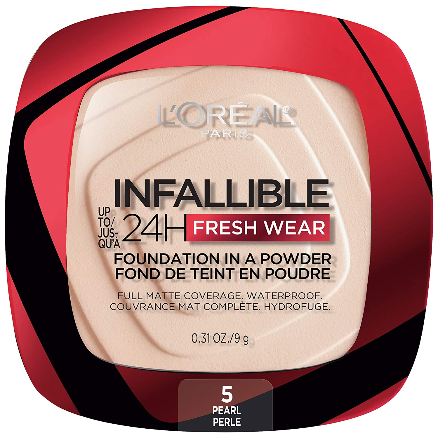L'Oreal Paris Infallible Fresh Wear Foundation Max 69% OFF in t a famous Up Powder