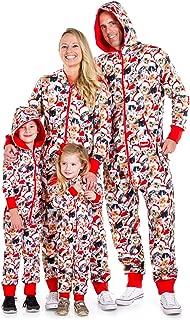 christmas cat pajamas