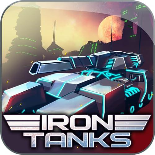 Iron Tanks: Multiplayer Panzer Spiele Kostenlos