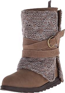 أحذية Nikki النسائية من MUK LUKS تصل إلى منتصف الساق