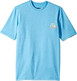 Heritage Surf Heather Short Sleeve Tee (Big Kids)