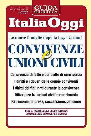 Convivenze e unioni civili