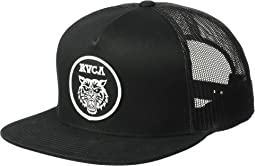 Tiger Patch Trucker Hat