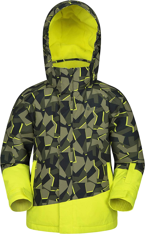 Mountain Warehouse OFFer Whistler Virginia Beach Mall Kids Ski Waterproof Winter Jacket -