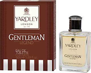Yardley London Legend Eau de Toilette For Men, 50ml