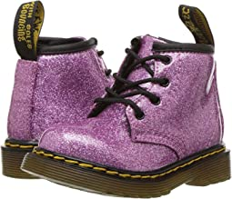 1460 Patent Glitter Infant Brooklee Boot (Toddler)