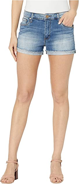 74d2cbdd2c6b0 Blank NYC Cuffed Distressed Shorts in Dress Down Party at Zappos.com