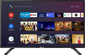 Kodak 80 cm 32 Inches HD Certified Android LED TV 32HDX7XPRO Black 2020 Model