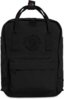 Kanken, Re-Kanken Mini Recycled Backpack for Everyday Use, Heritage and Responsibility Since 1960