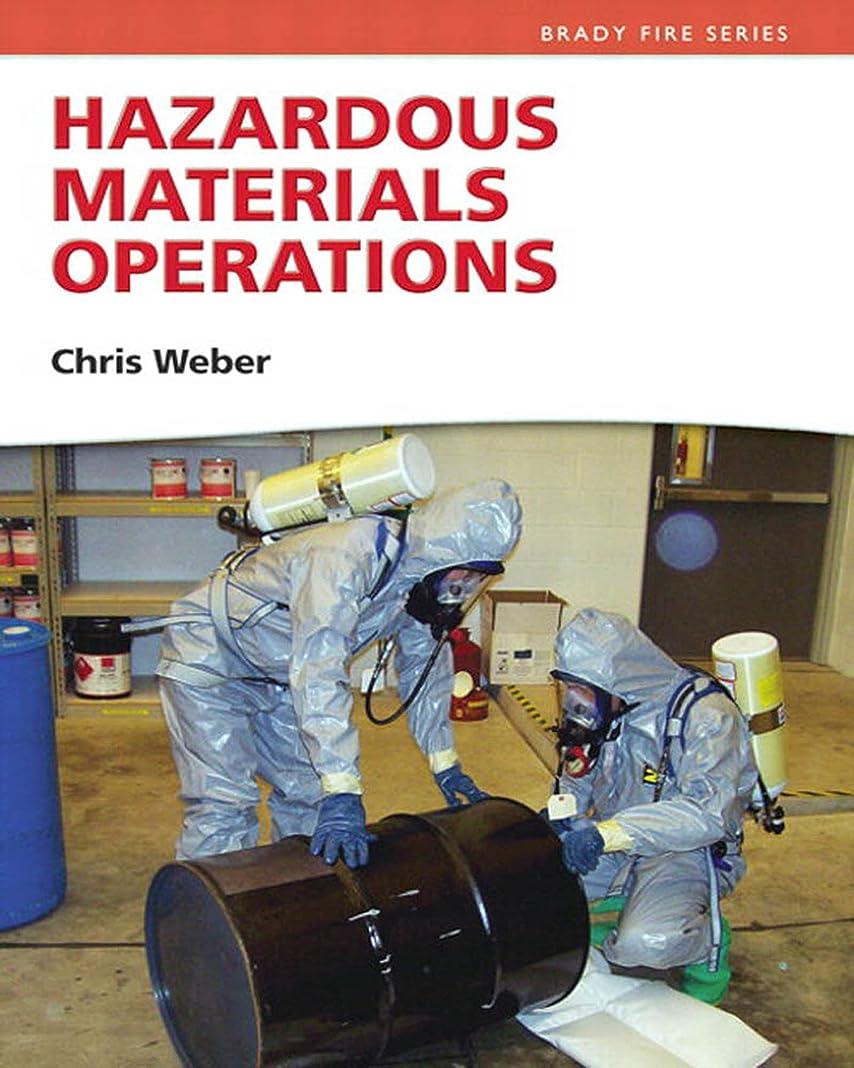寛容なテーマ先にHazardous Materials Operations (Brady Fire) (English Edition)