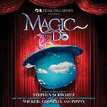 Stephen Schwartzs Magic To Do: Original Cast Recording