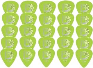 Planet Waves Cellu-Glow Guitar Picks, Medium, 25 pack