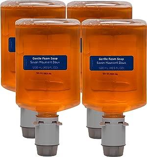 Pacific Blue Ultra Gentle Foam Hand Soap Refill by GP PRO (Georgia-Pacific), Pacific Citrus Scent, 43715, 1200 mL Per Refill, 4 Refills Per Case