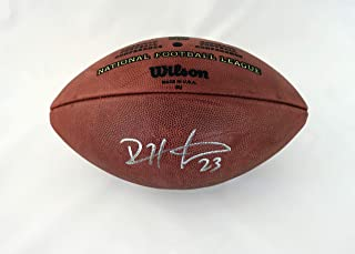 Devin Hester Chicago Bears Signed Autographed Duke Official NFL Football with JSA Certificate of Authenticity