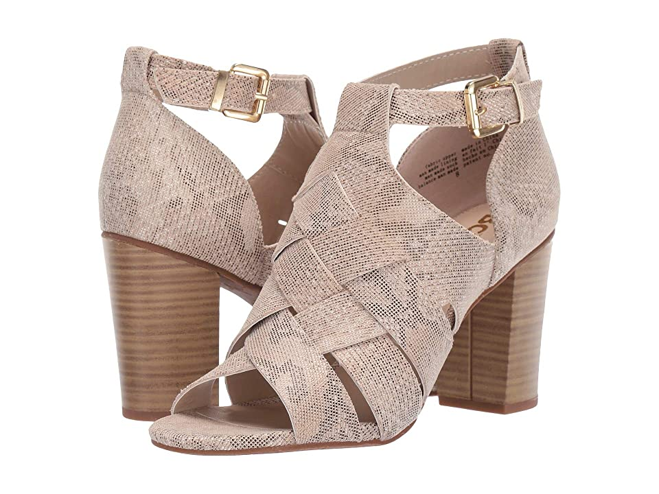 Seychelles BC Footwear by Seychelles Pathway (Natural Exotic) High Heels