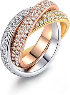 Best 18k gold rolling ring Reviews