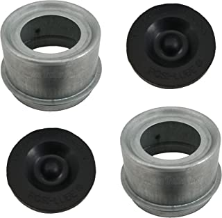 Posi-Lube Grease Cap Set - Fits Most 7,000 Axles - 2.717