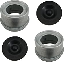 Rockwell American Posi-Lube Grease Cap Set - Fits Most 7,000 Axles - 2.717