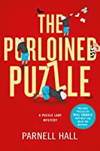 The Purloined Puzzle: A Puzzle Lady Mystery (Puzzle Lady Mysteries)