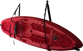 Kayak or Paddleboard Heavy-Duty Padded Wall Storage Sling | Rack Mount by Cor Surf