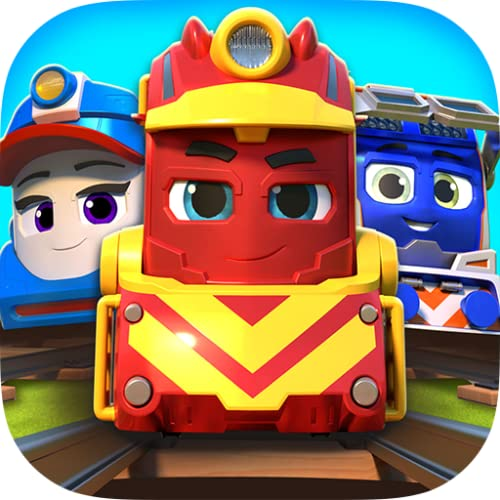 Mighty Express - Jogue e aprenda com os trens amigos