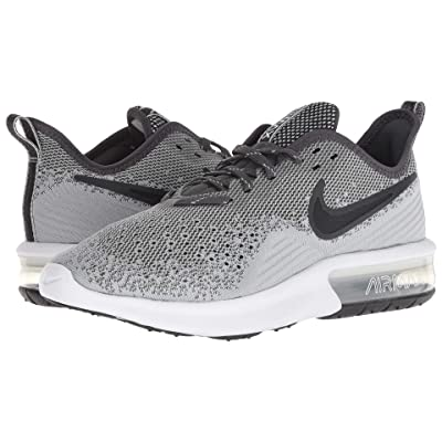 Nike Air Max Sequent 4 (Wolf Grey/Black/Anthracite/White) Women