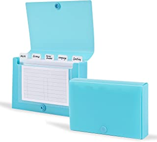 DocIt Paris Business Products Index Card Holder, Assorted Colors, (00868)