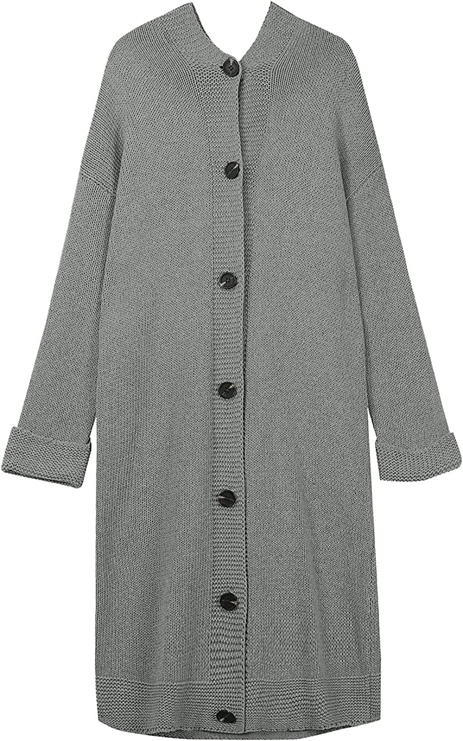 Ranking TOP5 Womens Open Front Cardigan Sweaters Sleeve Button Cas low-pricing Long Solid