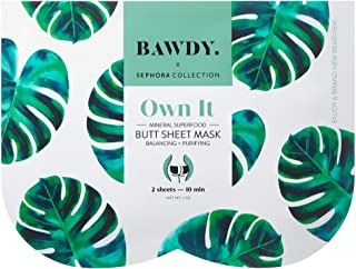Bawdy x Sephora Collection Butt Sheet Mask, Own It