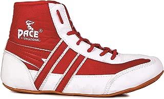 Pace International Kabaddi Shoes Red