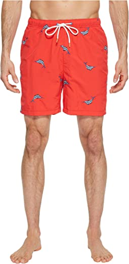 Naples Marlin Coast Swim Trunk