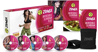 Zumba Incredible Slimdown Weight Loss Dance Workout سیستم دی وی دی