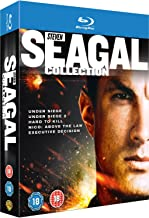 The Steven Seagal Collection (Under Siege, Under Siege 2 - Dark Territory, Hard to Kill, Nico - Above the Law, Executive D...