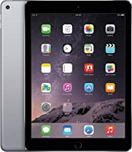 Apple MGL12LL/A iPad Air 2 Gray 9.7-Inch Retina Display,...