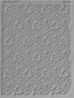 アシーナ テクスチャースタンプシート クラフト粘土用 フラー 527099 PC39030180