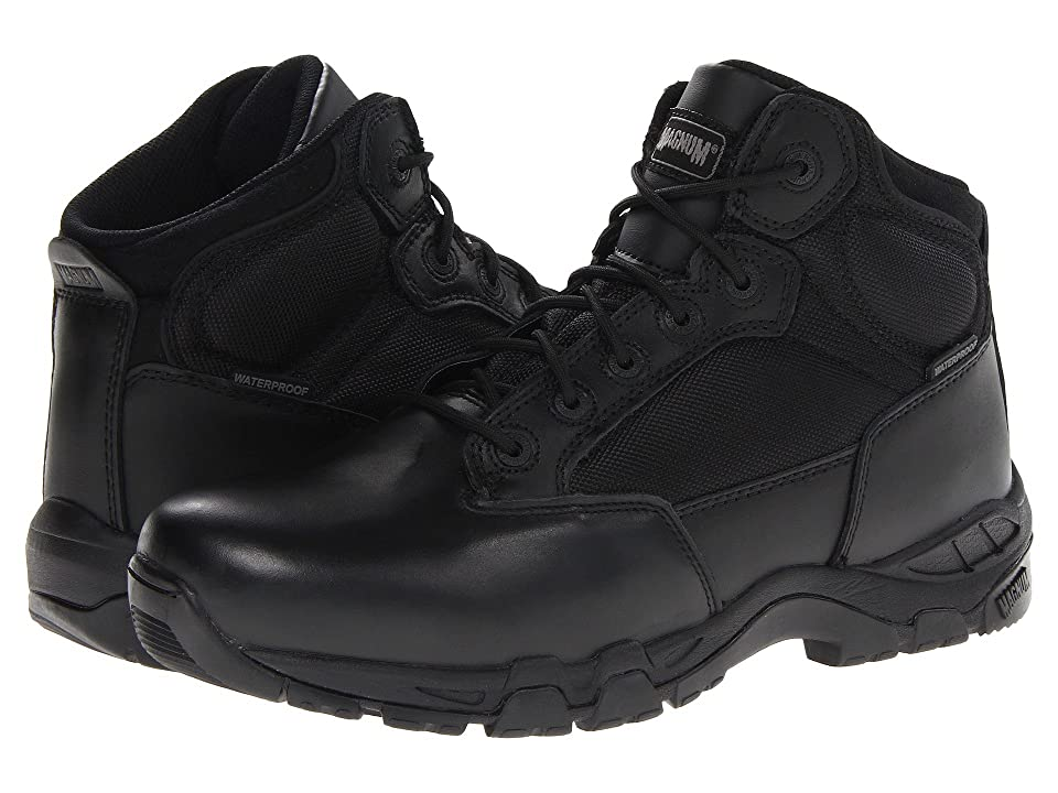 Magnum Viper Pro 5.0 WP (Black) Men's Work Boots