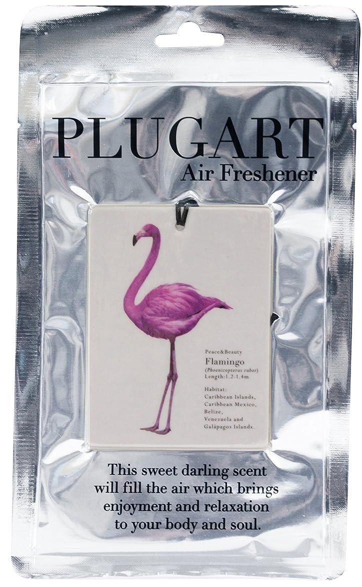 環境の柔らかい足ノルコーポレーション エアーフレッシュナー 吊り下げ プラグアート 消臭 アンバーフローラルの香り PLA-1-2